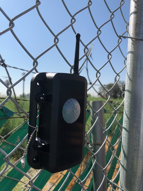 hydra security fence | perimeter intrusion detection systems